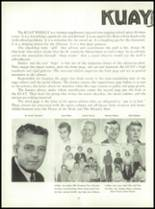 1955 Queen Anne High School Yearbook Page 72 & 73