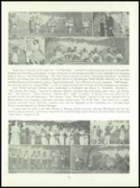 1955 Queen Anne High School Yearbook Page 76 & 77