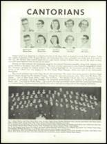 1955 Queen Anne High School Yearbook Page 80 & 81