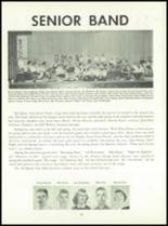 1955 Queen Anne High School Yearbook Page 82 & 83