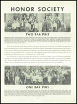 1955 Queen Anne High School Yearbook Page 84 & 85