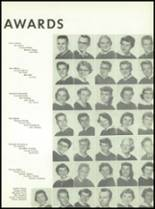 1955 Queen Anne High School Yearbook Page 86 & 87