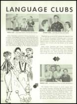 1955 Queen Anne High School Yearbook Page 90 & 91