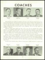 1955 Queen Anne High School Yearbook Page 94 & 95