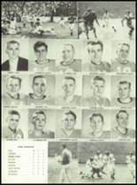 1955 Queen Anne High School Yearbook Page 96 & 97