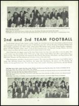 1955 Queen Anne High School Yearbook Page 98 & 99