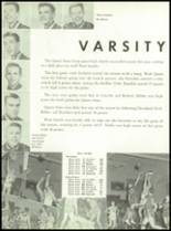 1955 Queen Anne High School Yearbook Page 100 & 101