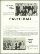 1955 Queen Anne High School Yearbook Page 102 & 103