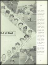 1955 Queen Anne High School Yearbook Page 104 & 105
