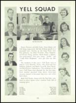 1955 Queen Anne High School Yearbook Page 106 & 107