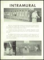 1955 Queen Anne High School Yearbook Page 112 & 113