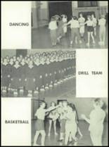 1955 Queen Anne High School Yearbook Page 116 & 117