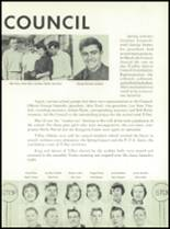 1955 Queen Anne High School Yearbook Page 120 & 121