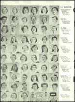 1955 Queen Anne High School Yearbook Page 124 & 125