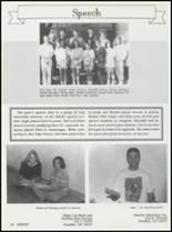 1993 Newkirk High School Yearbook Page 20 & 21