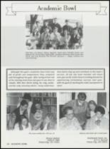 1993 Newkirk High School Yearbook Page 24 & 25