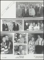 1993 Newkirk High School Yearbook Page 32 & 33