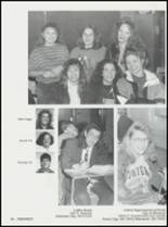 1993 Newkirk High School Yearbook Page 40 & 41