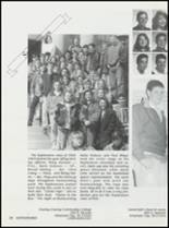 1993 Newkirk High School Yearbook Page 42 & 43