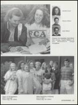 1993 Newkirk High School Yearbook Page 46 & 47