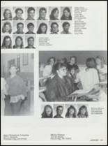 1993 Newkirk High School Yearbook Page 48 & 49