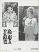 1993 Newkirk High School Yearbook Page 50 & 51