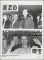 1993 Newkirk High School Yearbook Page 52 & 53