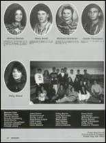 1993 Newkirk High School Yearbook Page 58 & 59