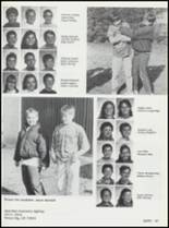 1993 Newkirk High School Yearbook Page 70 & 71