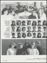 1993 Newkirk High School Yearbook Page 72 & 73