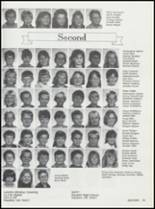 1993 Newkirk High School Yearbook Page 78 & 79