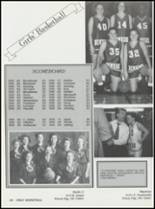 1993 Newkirk High School Yearbook Page 88 & 89