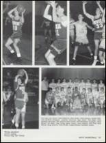 1993 Newkirk High School Yearbook Page 90 & 91