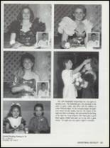 1993 Newkirk High School Yearbook Page 92 & 93