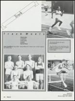 1993 Newkirk High School Yearbook Page 98 & 99