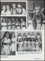 1993 Newkirk High School Yearbook Page 100 & 101