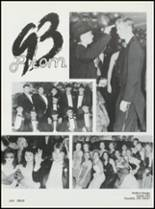1993 Newkirk High School Yearbook Page 108 & 109