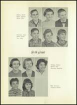 1960 Bledsoe High School Yearbook Page 32 & 33