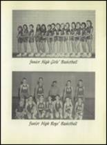 1960 Bledsoe High School Yearbook Page 44 & 45