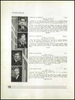 1934 Peekskill Military Academy Yearbook Page 22 & 23