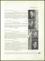 1934 Peekskill Military Academy Yearbook Page 24 & 25
