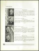 1934 Peekskill Military Academy Yearbook Page 26 & 27