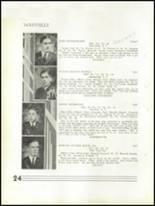1934 Peekskill Military Academy Yearbook Page 28 & 29