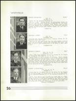 1934 Peekskill Military Academy Yearbook Page 30 & 31