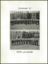 1934 Peekskill Military Academy Yearbook Page 60 & 61