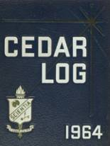 1964 Yearbook Cedar Cliff High School
