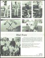 1988 West Chicago Community High School Yearbook Page 20 & 21