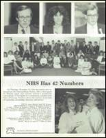 1988 West Chicago Community High School Yearbook Page 24 & 25