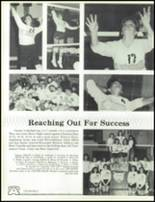 1988 West Chicago Community High School Yearbook Page 34 & 35