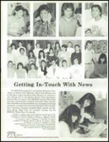 1988 West Chicago Community High School Yearbook Page 40 & 41